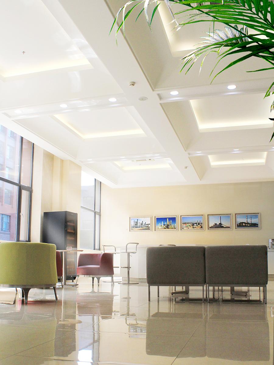 哈尔滨哈电国际办公楼(办公空间类二等奖)